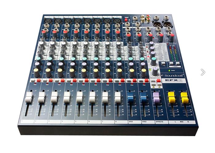 Sound scraft efx 8