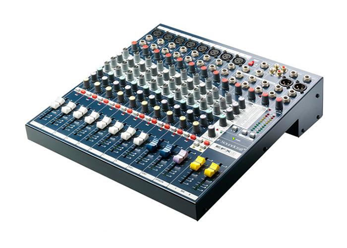 Sound desk efx 8
