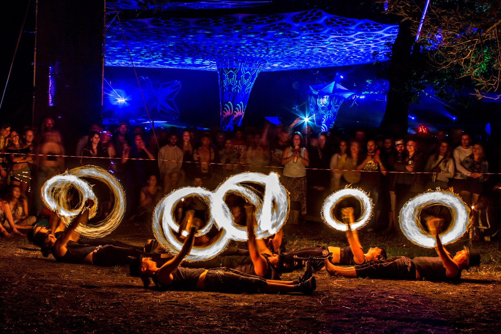 fire festival w